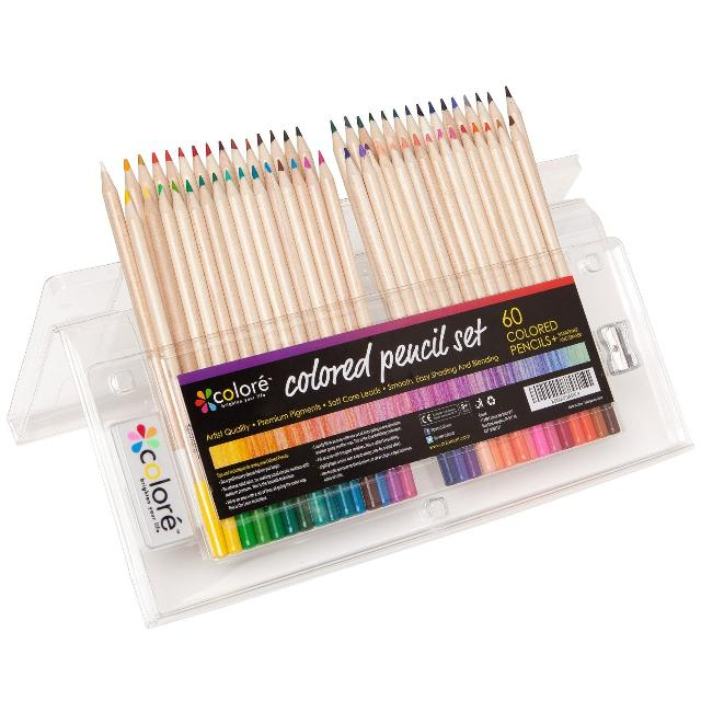 best colored pencils pre sharpened colored pencil set with eraser