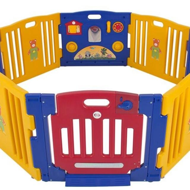 Find More 8 Panel Adjustable Resizable Octagon Baby Gate Baby Play