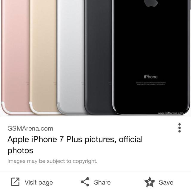 Rose Gold Iphone 7 Plus 32 Gb Brand New Works With Sprint Boost Mobile And Prepaid Carrier