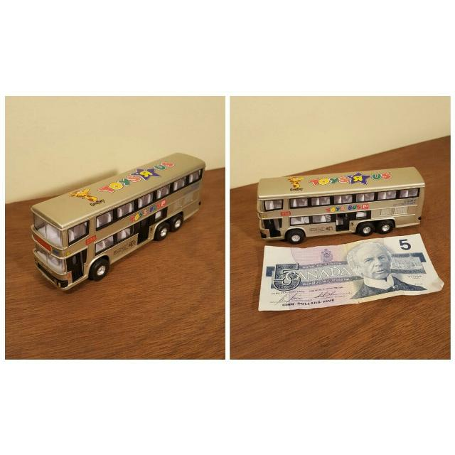 Find More Toys R Us Double Decker Bus Pull And Go Toy For Sale At Up