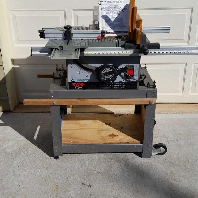 Best Ryobi Bt3000 10 Table Saw For Sale In Sharpsburg Georgia For 2018
