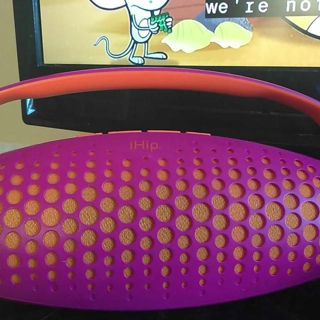 Best Ihip Kickstart Bluetooth Speaker For Sale In Columbus Ohio For