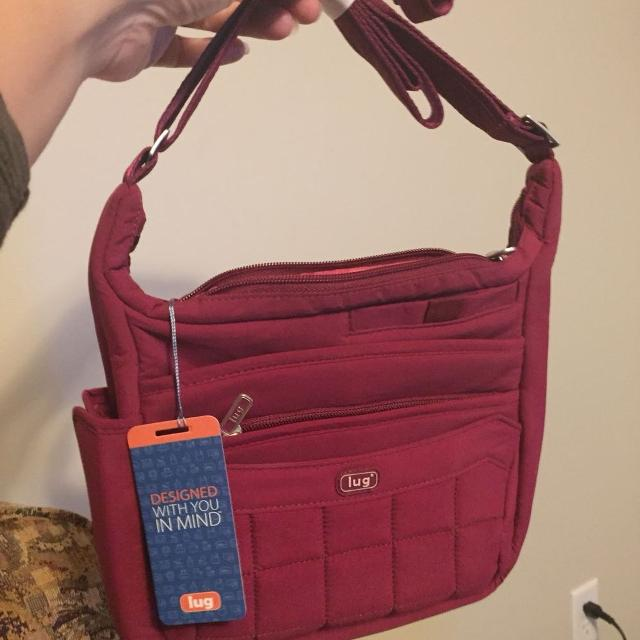 fc27fd296a Find more Lug Flutter Mini Cross -body Bag Bnwt for sale at up to 90 ...