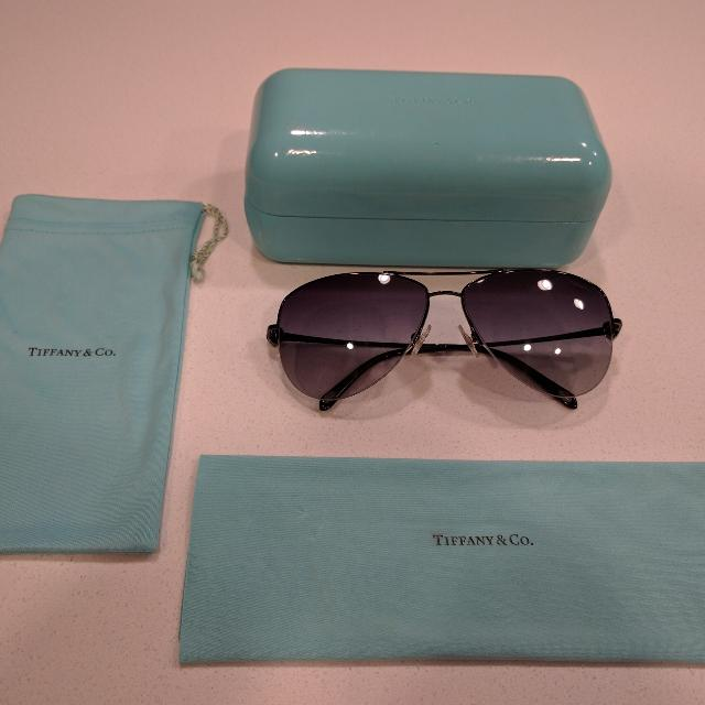 25a2c5af6bf2 Find more Tiffany Aviator Sunglasses for sale at up to 90% off
