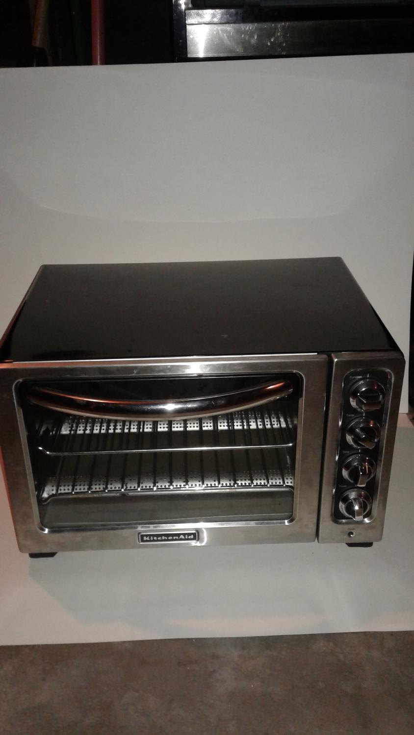 Best Kitchen Aid Counter Top Toaster Oven For Sale In