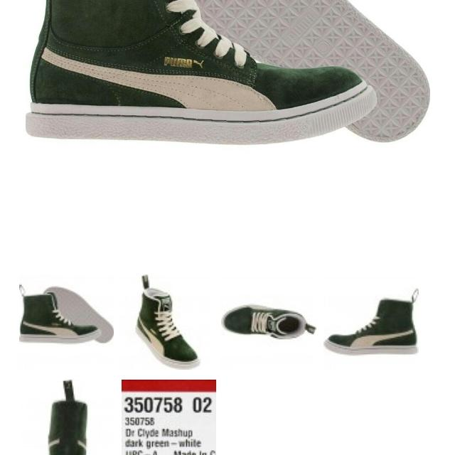 Best Puma Dr. Clyde High Top Sneakers for sale in Tracy ae94f1b3a