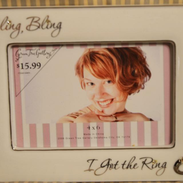 Best Blingbling I Got The Ring Frame For Sale In Mobile Alabama