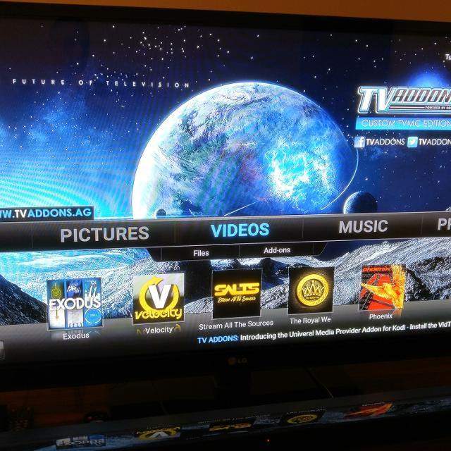 KODI PC Live TV Shows Movies Sports Adult Video XBMC