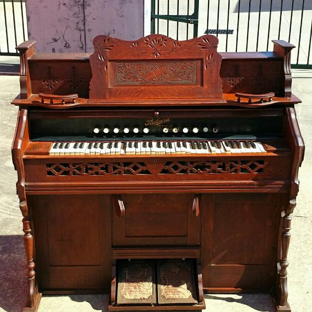 Organ For Sale >> Find More Beautiful Antique Grand Packard 1895 Reed Pump Organ For