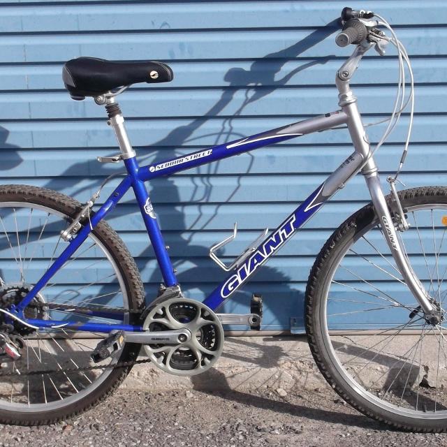 Find more Giant Sedona Street Bicycle Shimano 19 Inch Frame Ready To ...