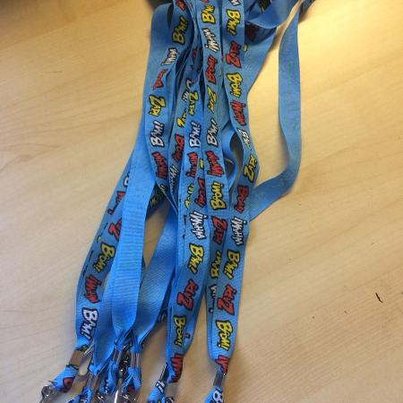 NEW Lanyards comic theme for sale  Canada
