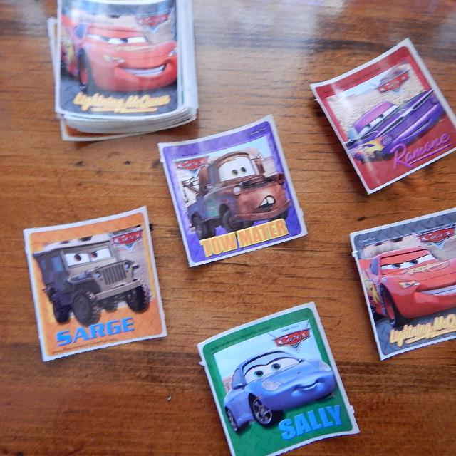 Thomas the Train & Friends Stickers
