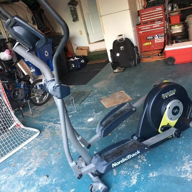 Find More Nordictrack Cx1000 For Sale At Up To 90% Off