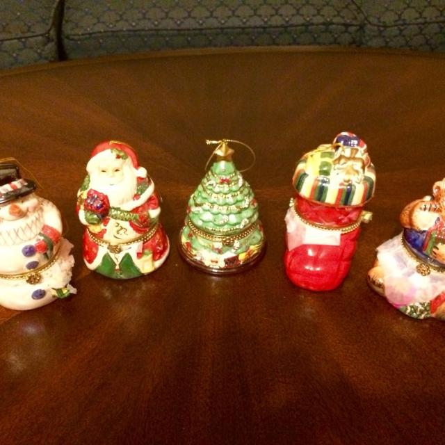 Vintage Mr. Christmas Music Box Ornaments - Find More Vintage Mr. Christmas Music Box Ornaments For Sale At Up