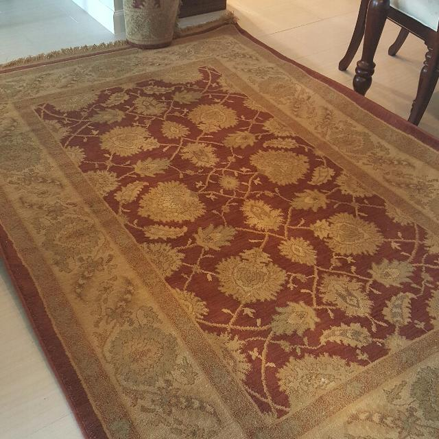 Mohawk Home Area Rug With Matching Runner