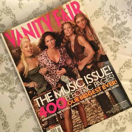 Vanity Fair Magasin - November 2002 -... for sale  Canada