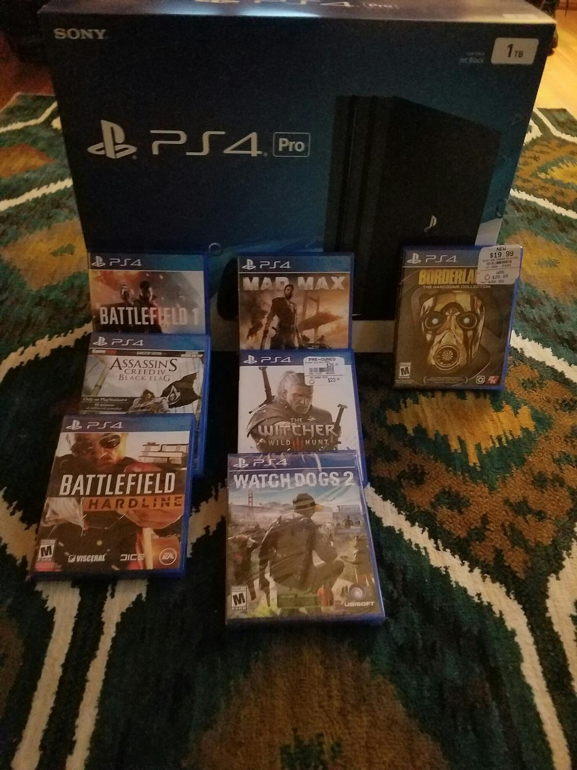 Best Ps4 Pro New For Sale In Nashua New Hampshire For 2020