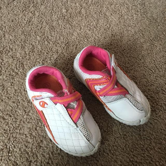 b7e0fa35ce3 Find more Baby Girl Champion Shoes Size 51 2 for sale at up to 90% off