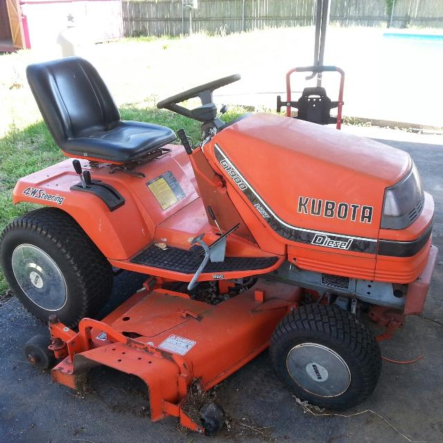 Find more kubota garden tractor diesel engine for sale for Lawn tractor motors for sale