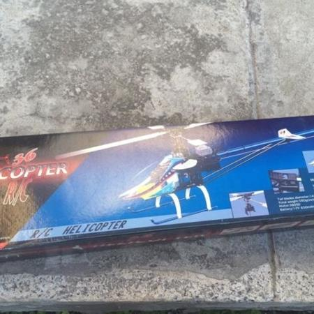 RC HELICOPTER - Walkera R/C 36... for sale  Canada