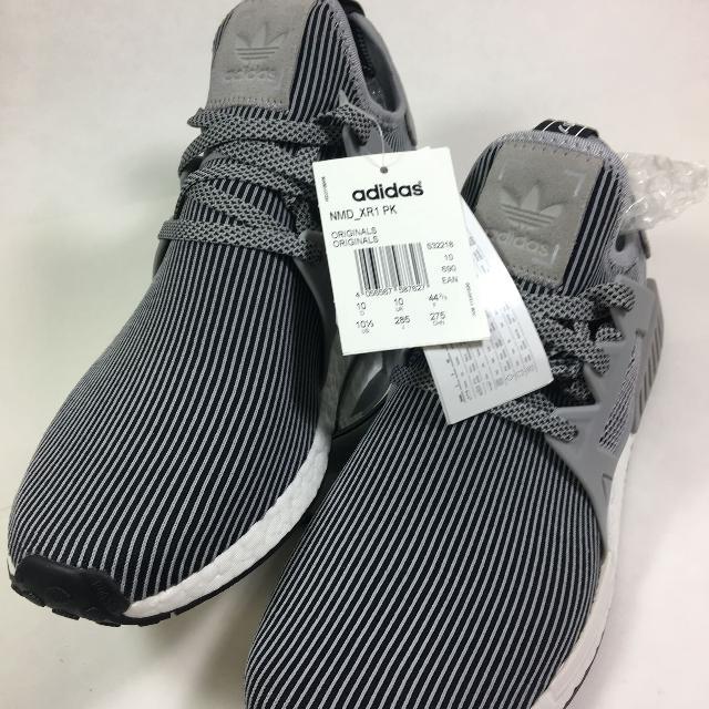 low priced 3f4b4 c0409 Adidas Original NMD XR1 PK Granite Grey   10.5 US