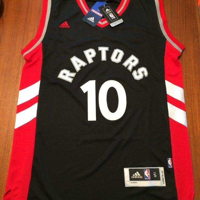 wholesale dealer 5baec dc8a6 Toronto Raptors Black Demar Derozan Jersey