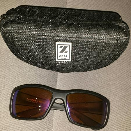 Zeal Sunglasses - Polarized! for sale  Canada