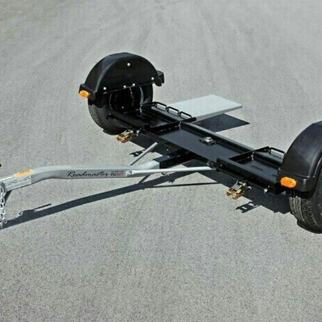 Road Master Car Dolly w/ electric brakes