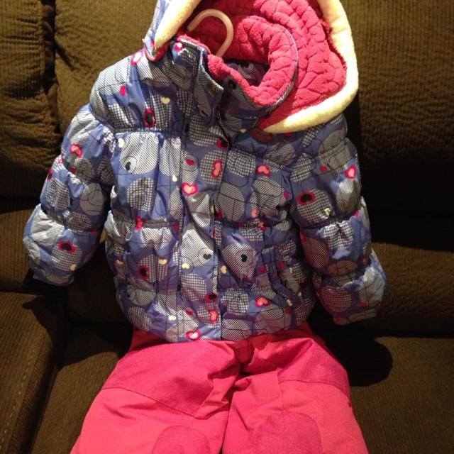 e273265f331a Find more Ensemble D hiver Gusti Snowsuit 24m for sale at up to 90% off