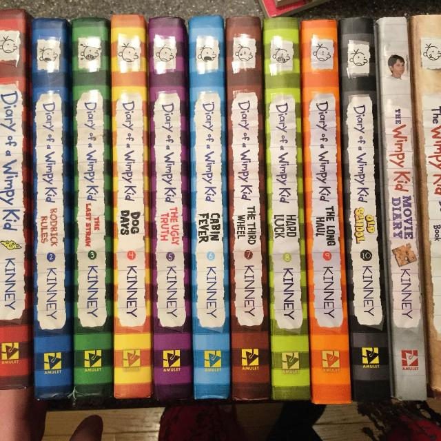 Find more price reduced again diary of a wimpy kid hardcover set 1 price reduced again diary of a wimpy kid hardcover set 1 10 solutioingenieria Images