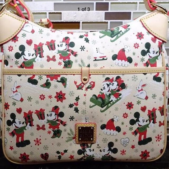 Disney Dooney And Bourke 2019 Christmas Looking For: Disney Dooney & Bourke Woodland Christmas Holiday
