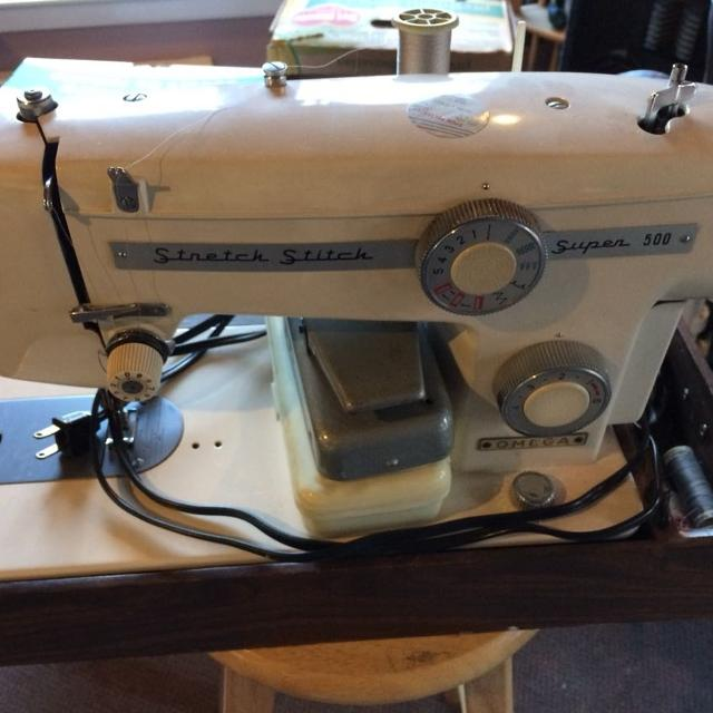 Find More Omega Super 40 Stretch Stitch Sewing Machine For Sale At Stunning Omega Stitch Art Sewing Machine