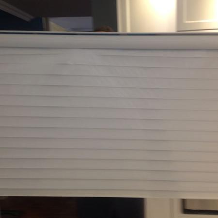Used, Hunter Douglas fabric blind- 403/8 by... for sale  Canada