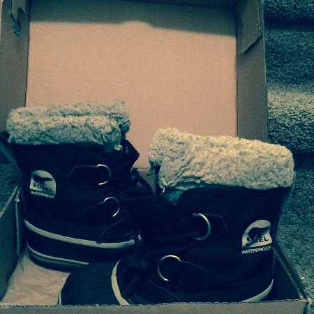 Sorel yoot pac black boots for sale  Canada