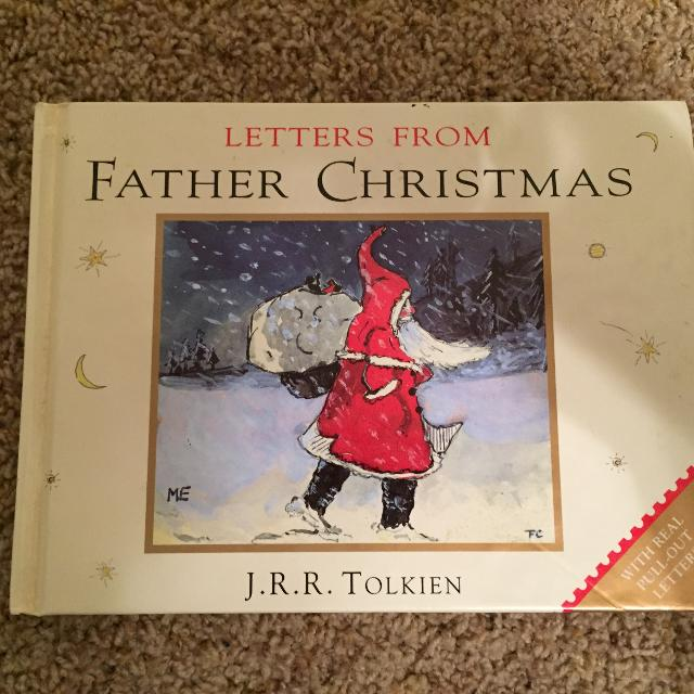 letters from father christmas hardcover j r r tolkien excellent condition - Father Christmas Letters