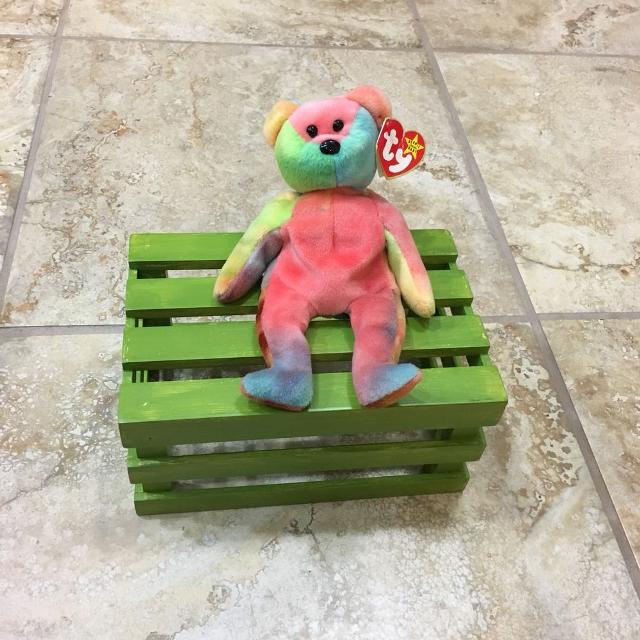 2a4ae4c8e0c Best Rare Ty Garcia Beanie Baby for sale in Germantown