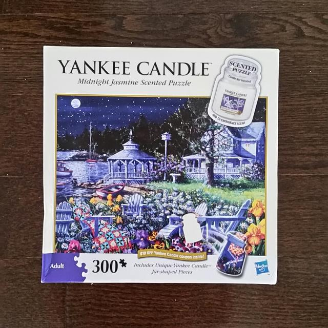 Yankee Candle Scented Puzzle - Never Opened
