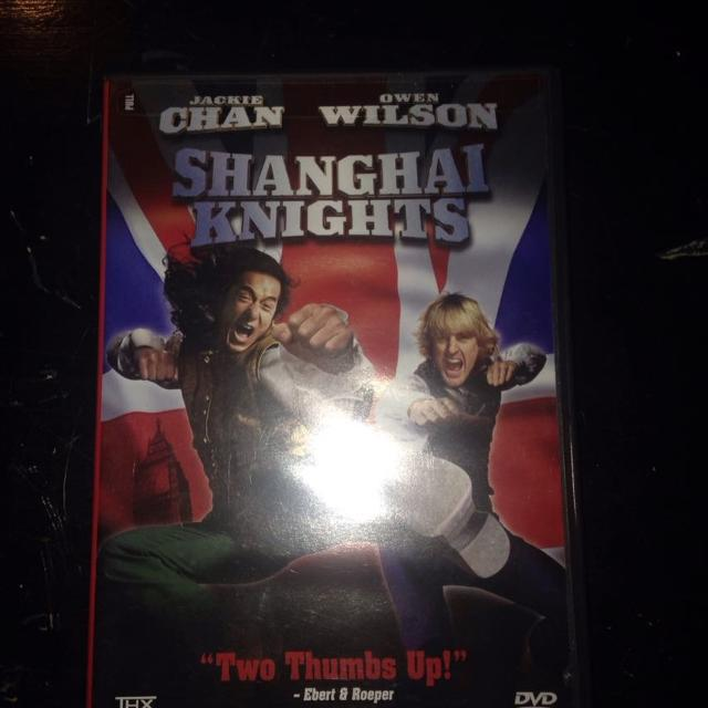 Find More Staring Jackie Chan Owen Wilson In The Dvd Movie