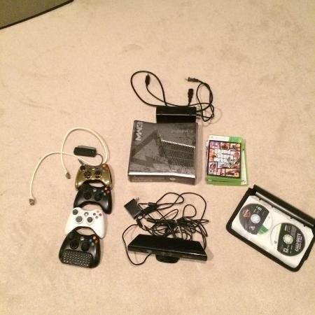 Used, Limited Edition Xbox 360 MW3 edition for sale  Canada