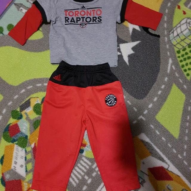 ce75df29e Best Toddler Boy Adidas Raptors Tracksuit 12 Months for sale in Etobicoke,  Ontario for 2019