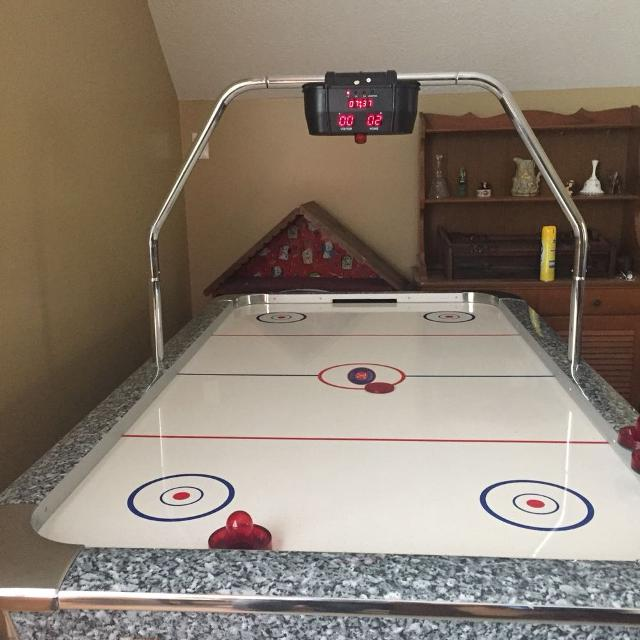 Find More 7 Tournament Choice Air Hockey Table For Sale At Up To 90