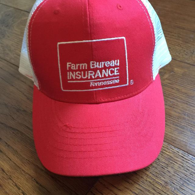 Find more Farm Bureau Insurance Tennessee Mesh Hat for sale at up to ... 6b41fe6c3b7