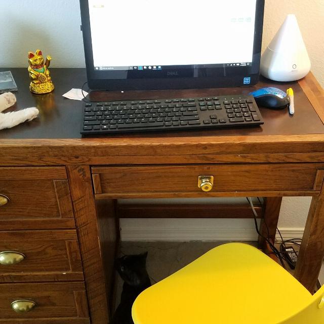 Furniture Vintage Young Hinkle Desk