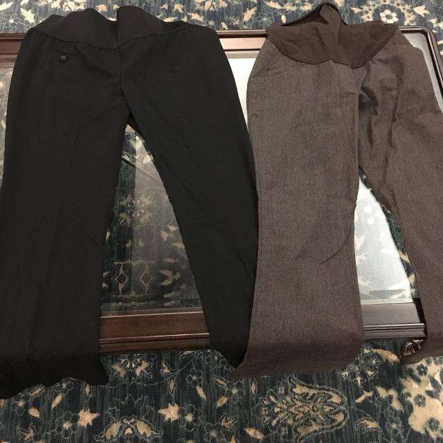 89471138c4ff1 Best 2 Pair Maternity Dress Pants for sale in Frisco, Texas for 2019