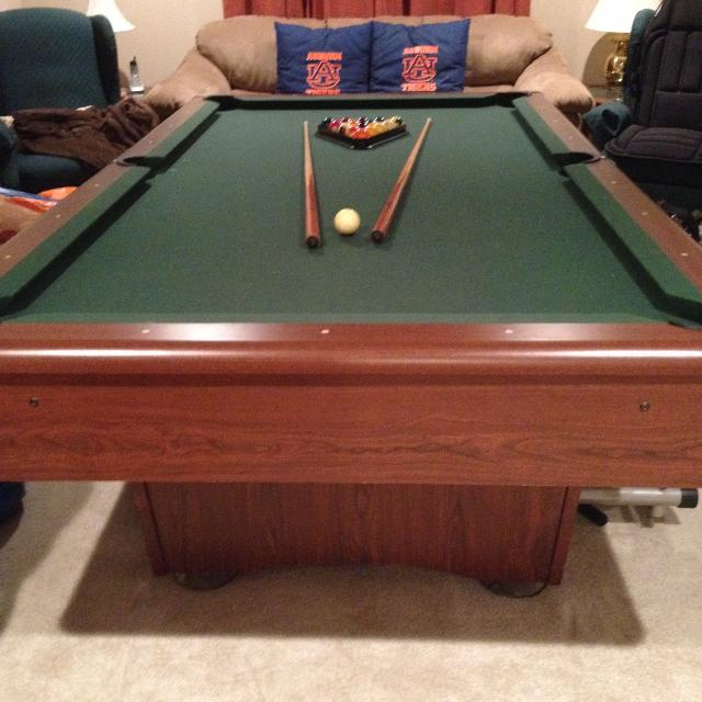 Best Pool Table For Sale In Mobile Alabama For - Mobile pool table