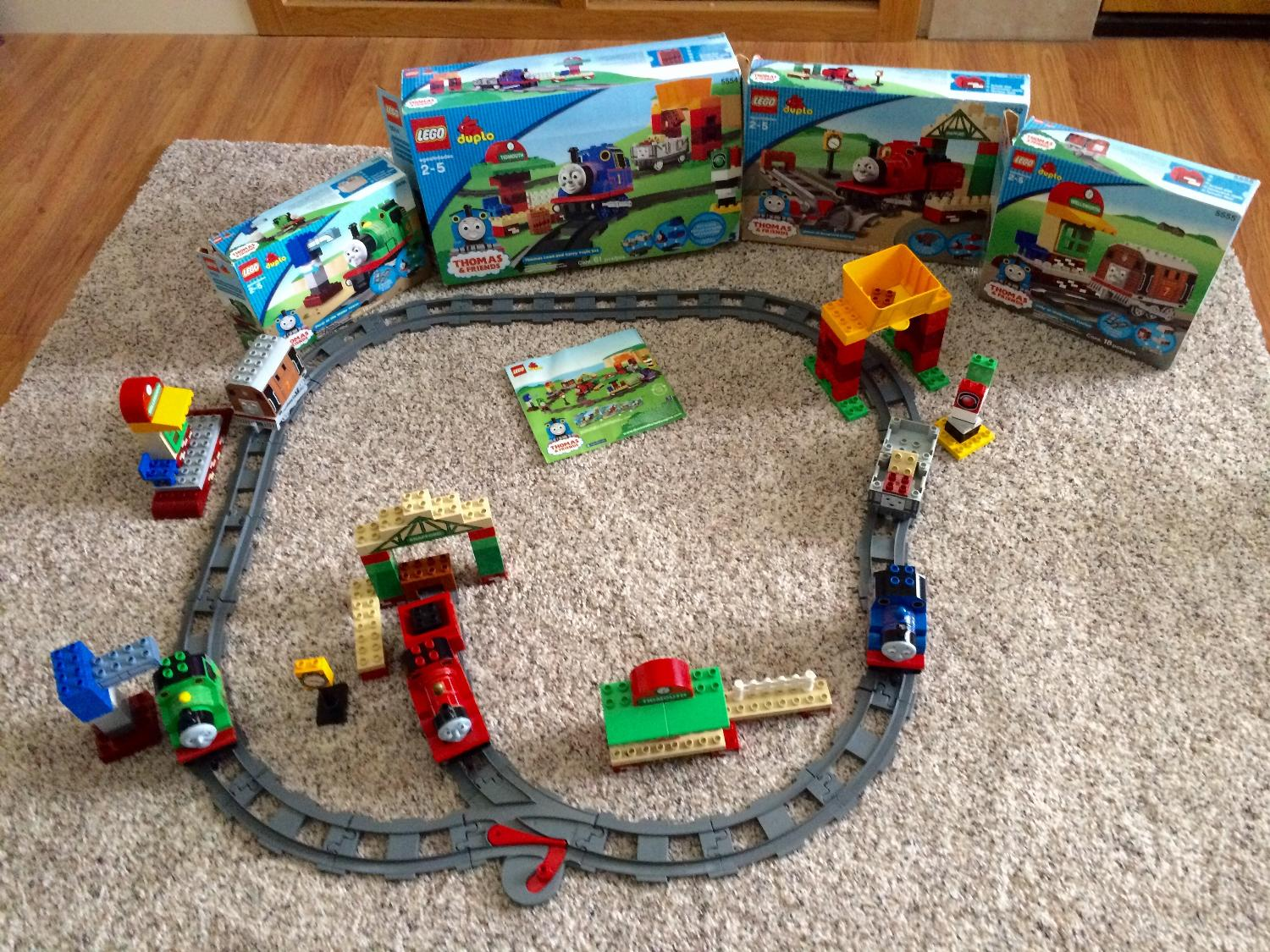 Best Legoduplo Thomas The Tank Engine For Sale In Orangevale