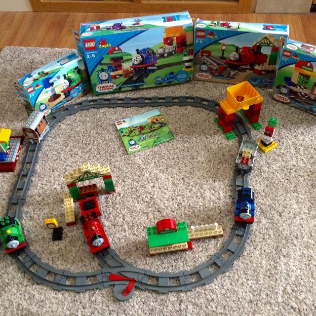 Find More Legoduplo Thomas The Tank Engine For Sale At Up To 90 Off
