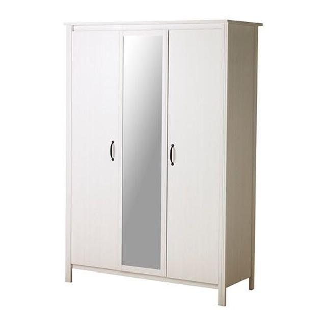 Find More Ikea Brusali Armoire For Sale At Up To 90 Off