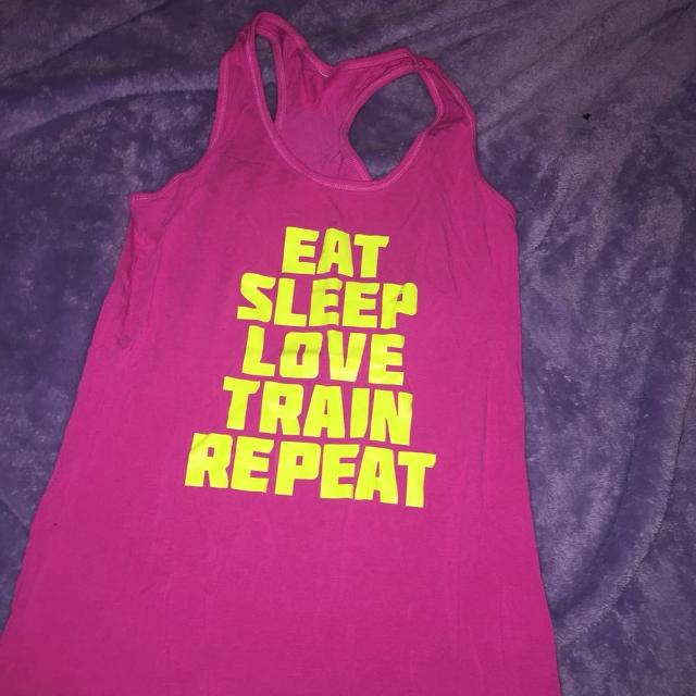 c936c54a41 Find more Pink Workout Tank