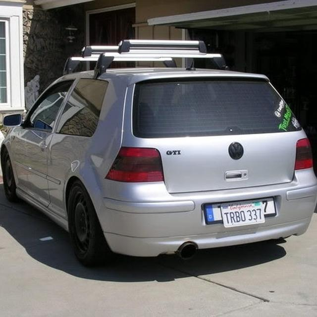 Best Volkswagen Mk4 Gti Golf Coupe Ski Roof Rack For Sale In San Mateo California For 2020